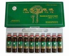 A base de hierbas de bebidas - Ling Zhi líquido oral