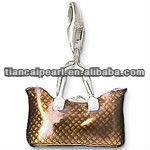 Free shipping !wholesale pendant charms bag series 003