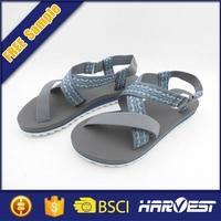 wholesale custom plastic sandal for men