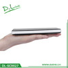 Mobile Ultrathin Solar Li-ion Battery Charger Power Bank 12000mAh With Dual USB Ports