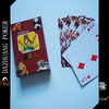 customized gold foil playing cards,cute custom tarot cards printing,24k gold edge poker cards