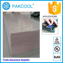 Best quality UL certification thermal conductive pad 2mm