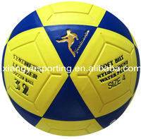 professional pvc laminated size 4 futsal ball/low bounce ball/futbol in 2015