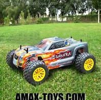gt-103420 1 10 rc gas power hobby truck