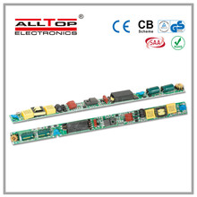 High power constant current 480mA 36v 10w t8 led driver