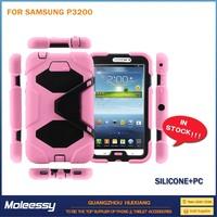 High Quality Fashion felt tablet case for samsung tab 3 P3200