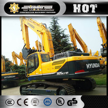 Hyundai R305LC-9T prices of mini rc hydraulic excavator for sale