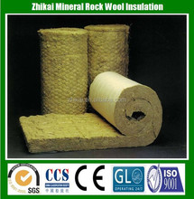 High Density 120kg/m3 fire insulation rock wool batts