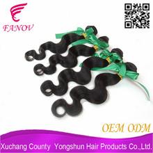 Top quality wholesale peruvian human virgin hair weave