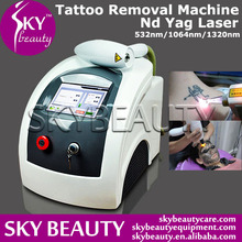 HOT SELL Tattoo Removal 500W Yag Laser Machine