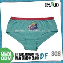 New Product Super Quality Customized Sweet Sexy Girls Preteen Underwear