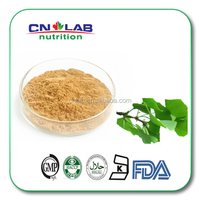 Natural Ginkgo Biloba Extract/ Ginkgo Dry Extract Ginkgo flavon Glycosides24%, Terpene Lacosides6%