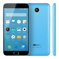 MEIZU M2 Note 5.5 inch GFF FHD Screen Flyme 4.5(Based on Android OS 5.1) Smart Phone, MT6753 Octa Core 1.3GHz, RAM: 2G ROM: 16G,