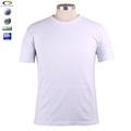 pima blanco de algodón blanco camiseta al por mayor