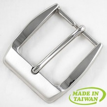 Fashion casual fancy man design 50mm square pin belt buckle