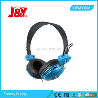 Fashionable Hi-Fi Headphone With 3.5mm Headset Splitter Adapter