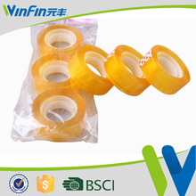 China high quality / good selling single sided bopp tape
