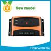 Dependable performance solar panel 12v solar energy system controller