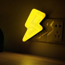 Lightning Funny Night Light/New product cute rechargeable bedroom kids lovely desk animal lamp