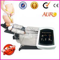 Au-7006 Hot pressotherapy lymph drainage body pressure therapy machine