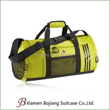 Yellow team bag for sporter