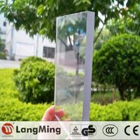 brown high quality cheap polycarbonate sphere