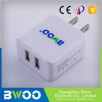 Custom Color Make Your Own Design Top Class Promotion Travel Adaptor