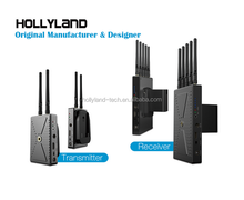 Outdoor shooting on--camera wireless singal transmission system ,range up to 300M/1000ft 3G SDI to HDMI 1080 P