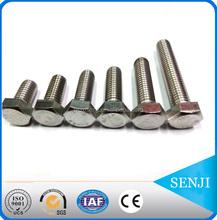 Venta al por mayor importador de productos chinos de titanio Metric hex screw machine head