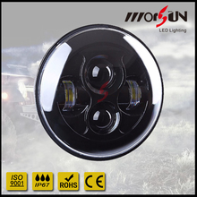 2015 New version With/Without halo 5.75 led headlight motorcycle