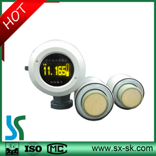 Anti corrosive General use ultrasonic non contact liquid level meter for low and high pressure level sensor