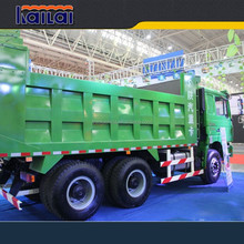 2015 hot sale China shanqi shacman 6x4 dump truck sale