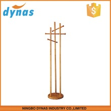 Bamboo cheap clothing racks/clothes racks and stands for sale