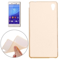 Factory Cheap Price Solid Color Soft TPU Cover Case for Sony Xperia M4 Aqua