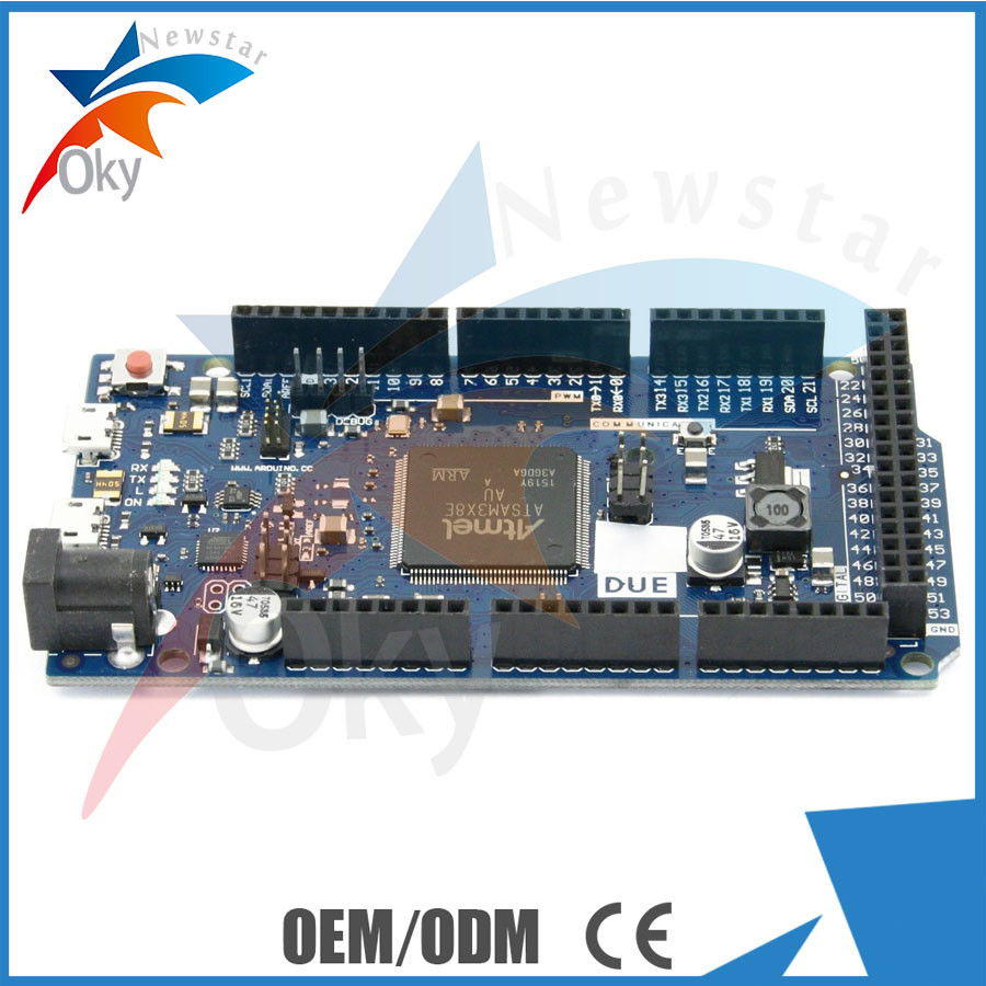 Arduino Tutorial: Arduino Due bought from