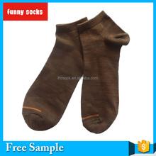 2015 new design cotton Socks Hot Sale Top Fashion Men Boat outdoor Socks Solid Color