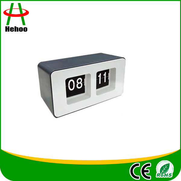 Automatic TIME flip clock time clock