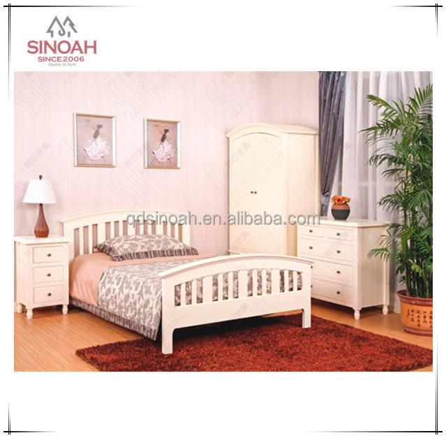 houten meubels wit geschilderd massief grenen slaapkamer meubels, Meubels Ideeën