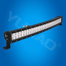 50 inch 288W 4x4 Led Car Light, Curved Led Light bar Off road, auto led light arch bent