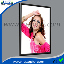 Ads light box snap frame LED backlit poster sign