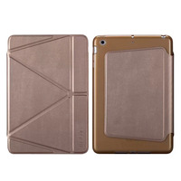 MOMAX The Core Series Protective Leather Flip Cover Case for iPad Mini 3