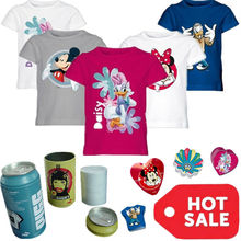 Fashion Wholesale Promotional Gifts 2015, Compressed T shirt, Tin Can Compressed T-shirt