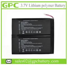 Lithium Ion Polymer Battery 3.7V 2000mah Shenzhen battery