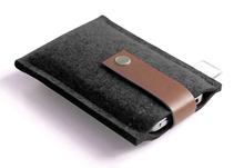 Mobile Phone Felt Bag Cell Phone Cover