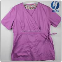 cotton polyester design nurse uniform wholesale