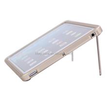 Fashion Bumper for iPad Mini Aluminum Frame Case/ Metal Hard Case Housing for iPad Mini