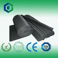 1 2 inch thick foam sheet/black foam insulation sheet