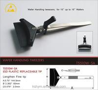 wafer handling tweezers