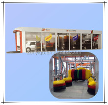 Tunnel Automatic Car Wash System with Brush factory price