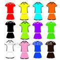 camiseta personalizada de fútbol para las señoras, oem camisetas de fútbol encargo para mujeres